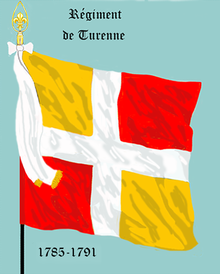 Image illustrative de l'article Régiment du Maréchal de Turenne