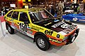 Rétromobile 2016 - Renault 20 Turbo 4X4 Paris-Dakar - 1982 - 001.jpg
