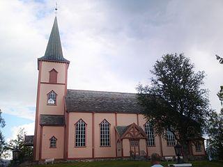 Røsvik Church Church in Nordland, Norway