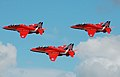 RAF Red Arrows depart RIAT Fairford 14thJuly2014 arp.jpg