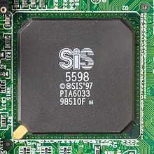 silicon integrated systems sis ac97 sound controller