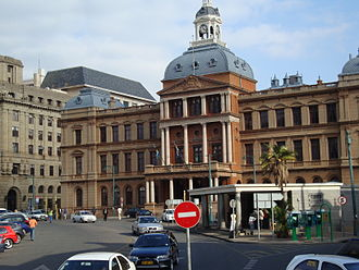 Ou Raadsaal - Image: RSA Pretoria 2