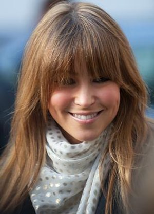 Popjustice £20 Music Prize - Image: Rachel Stevens in Feb 2010 cropped