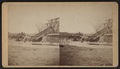 Railroad wreck on Tariffville bridge, January 15, 1878, by Worden, N. R. (Nicholas R.) 4.png