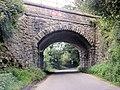 Railway Bridge over the Drumantine Road - geograph.org.uk - 535845.jpg