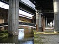 Railway Viaducts at Castlefield, Manchester - geograph.org.uk - 2156.jpg