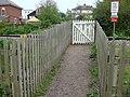 Railway foot crossing (3) - geograph.org.uk - 796916.jpg
