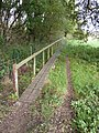 Raised Footpath - geograph.org.uk - 1554074.jpg