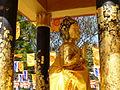 Rajgir - 013 Buddha Statue (9242420945).jpg
