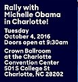 Rally with Michelle Obama in Charlotte!.jpg