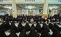Ramadan 1439 AH, Qur'an reading at Fatima Masumeh Shrine, Qom - 17 May 2018 15.jpg