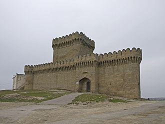 Ramana, Azerbaijan - Ramana Tower