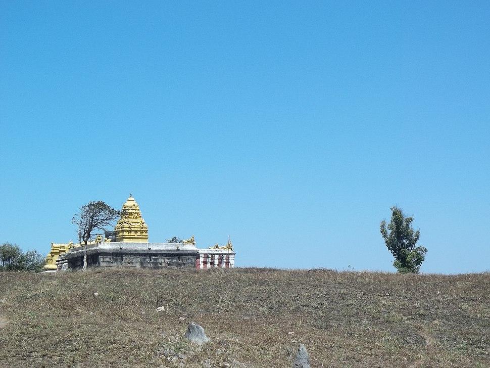 Ranganabetta temple