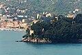 Rapallo-torre castello di Pagana.JPG