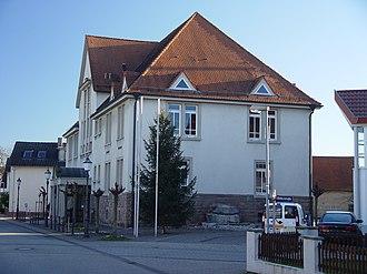 Bietigheim (Baden) - Town hall