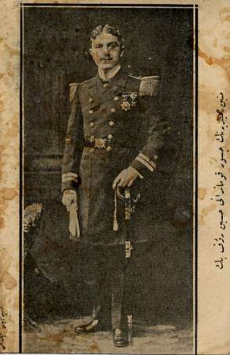 Hasan Rami Pasha - Rauf Orbay