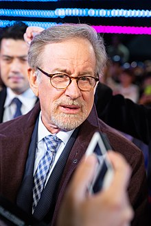 Ready Player One Japan Premiere Red Carpet Steven Spielberg (41564864062).jpg