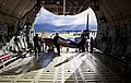 Red Bull Air Race Team unload from C-5 Galaxy at Kaneohe Bay Sep 2010.jpg