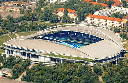 The Red Bull Arena from above. Home of RB Leipzig. Red Bull arena, Leipzig von oben Zentralstadion.jpg
