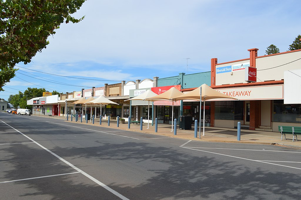 Red Cliffs Ilex Street Shops