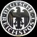 Reichspost-Emblem - Verkehrszentrum München.png