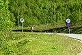 Reindeer on the Road, Norway - panoramio.jpg