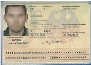 Certificate of identity Travel document issued by a country to non-citizens