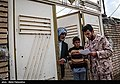Relief to Flood-affected ranchers by the Barakat Foundation & Basij06.jpg
