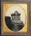 Relievo ambrotype - image as purchased, uncleaned. (7908813474).jpg
