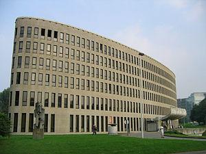 Vrije Universiteit Brussel - Rectoraat, VUB