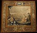 Rest on the Flight into Egypt, from the Life of Christ, Barberini Tapestries, Rome, 1644-1656 - Jordan Schnitzer Museum of Art, University of Oregon - Eugene, Oregon - DSC09436.jpg