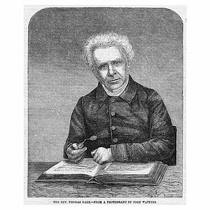 Thomas Dale (priest) - Thomas Dale