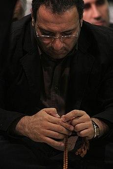 Reza Mirkarimi at the meeting with Ali Khamenei.jpg