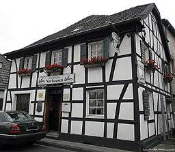 Felderstraße in Leverkusen