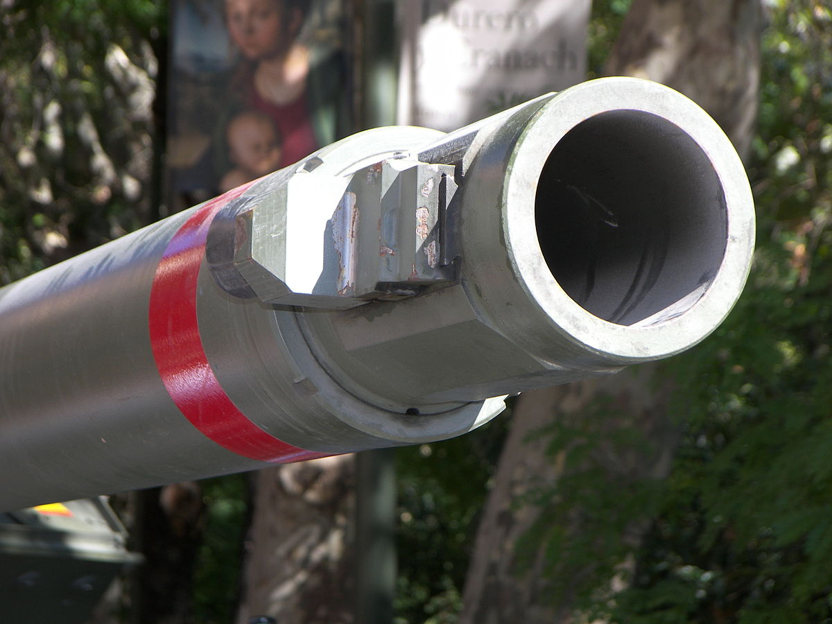 rheinmetall 120 mm gun wikipedia