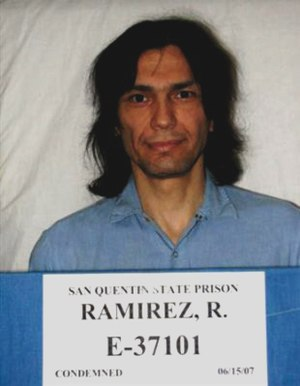 Richard Ramirez - Image: Richard Ramirez 2007