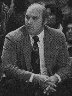 Rick Majerus - Majerus in the 1977–78 season as Marquette assistant coach