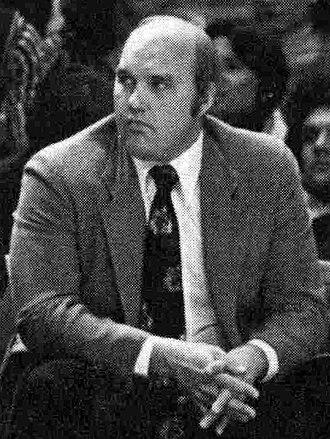 Rick Majerus - Majerus in the 1977–78 season as Marquette assistant coach