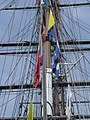 Rigging on the Cutty Sark - geograph.org.uk - 1986566.jpg