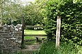 Rimpton- footpath to Woodhouse Farm (geograph 2955548).jpg