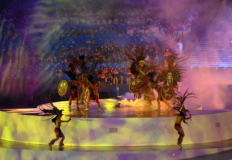 Ficheiro:Rio 2007 closing ceremony 2.jpg