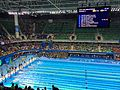 Rio 2016 Olympics - Swimming 6 August evening session (29097141361).jpg