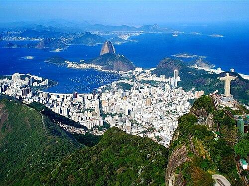 Statua Chrystusa Zbawiciela w Rio de Janeiro – Wikipedia