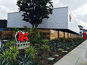 Riot Games - The Riot Games headquarters in West Los Angeles
