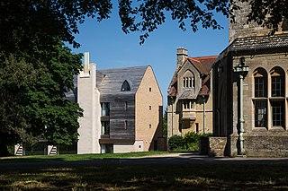 Ripon College Cuddesdon Church of England theological college in Cuddesdon