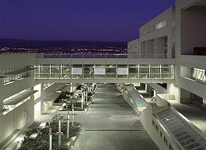 University of Messina - Image: Ripresa notturna della Facolta di Ingegneria Messina
