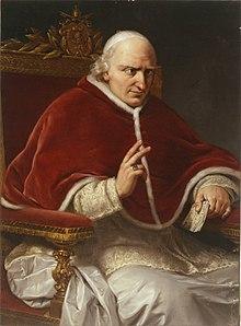Ritratto di Papa Pio VIII, door Clemente Alberi.jpg