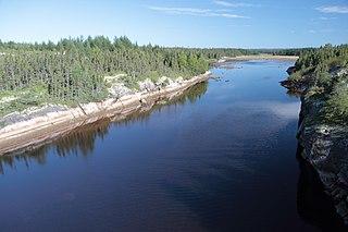 Pashashibou River