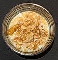 Riz au lait aux zestes d'agrumes et son caramel croquant aux noisettes torréfiées.jpg
