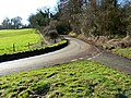 Road junction, near Berry Down, Hampshire - geograph.org.uk - 672486.jpg